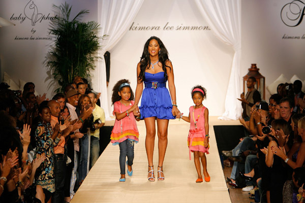 baby phat fashion show main Kimora Says Bye Bye to Baby Phat!